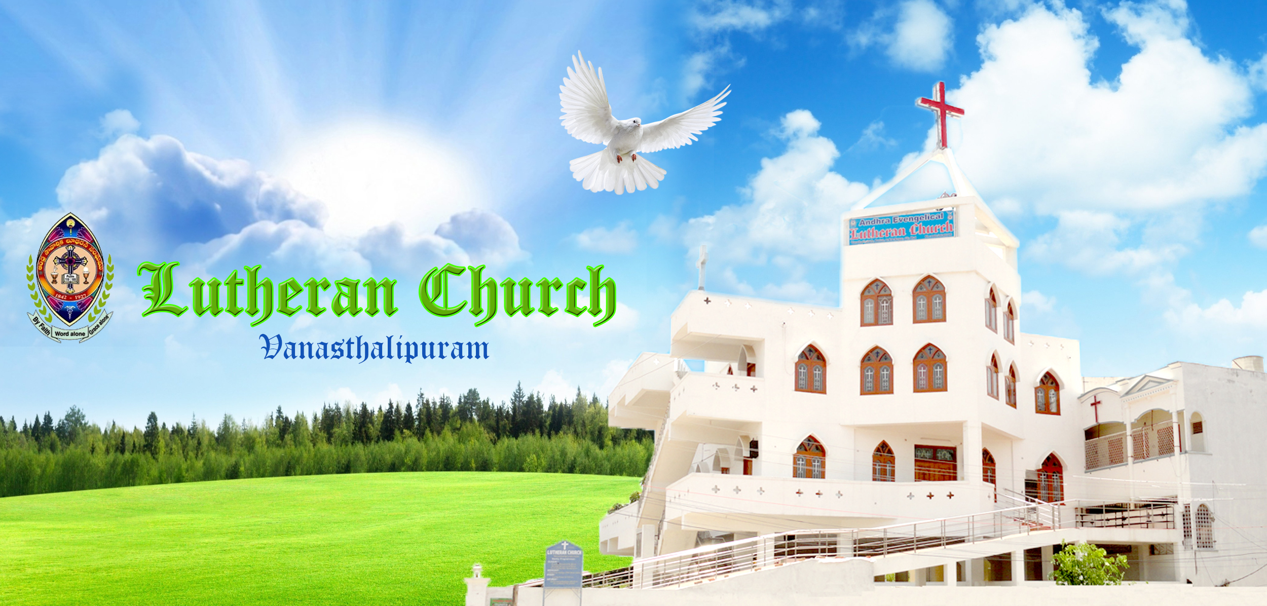 lutheran church vanasthalipuram hyderabad